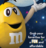 M&M/Mars Inspired Consumers