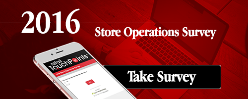 2016 Store Ops Survey
