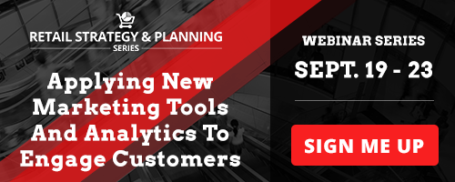 Applying New Marketing Tools And Analytics To Engage Customers. Sept. 19 - 23